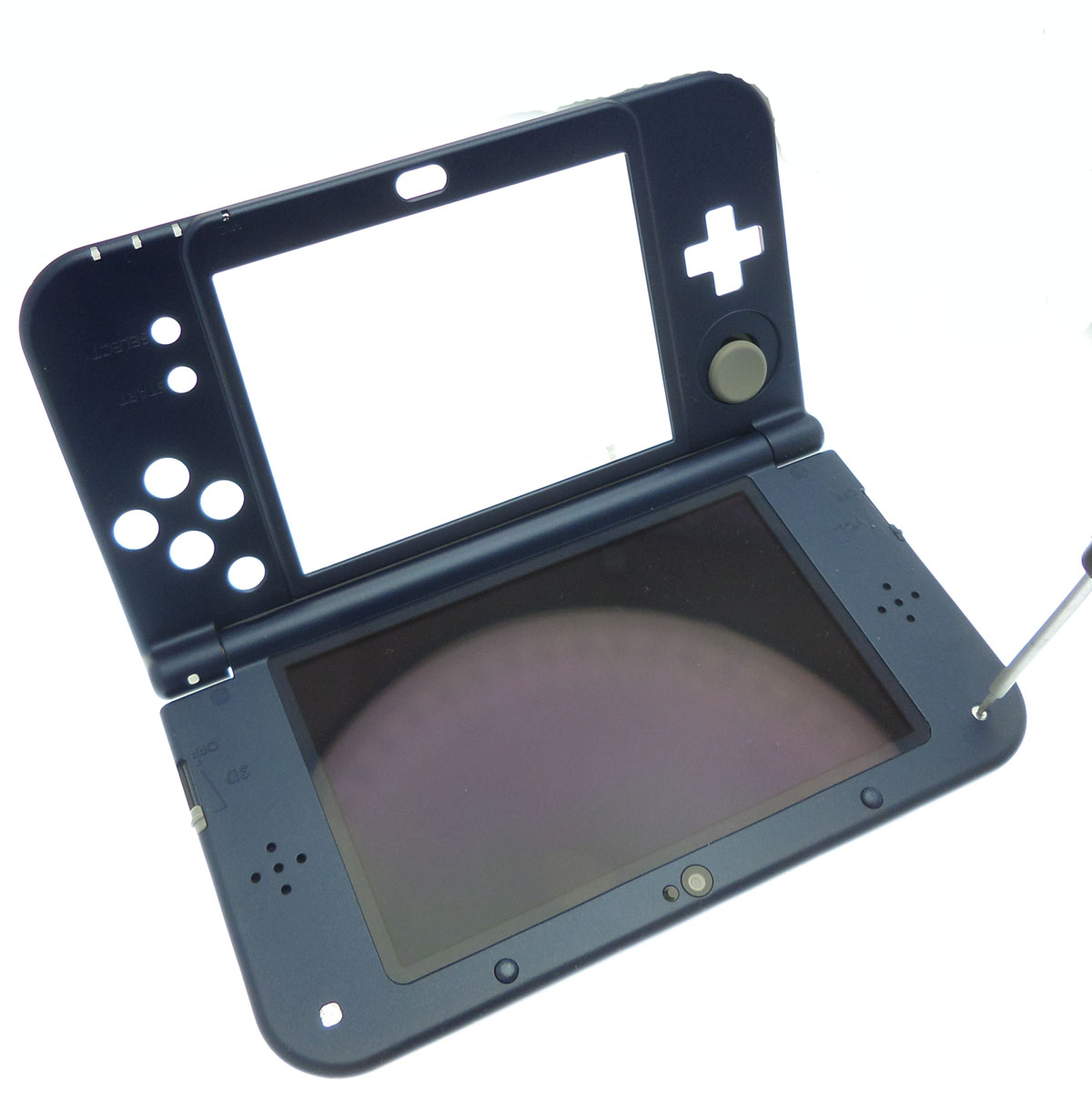 chassis console nintendo